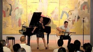 Lắng nghe mùa xuân về - Lời mẹ hát - Mỹ Linh & Anh Quân