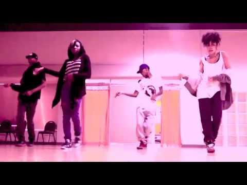 sean bankhead - teach me by miguel.  group choreography