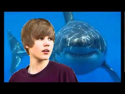 Justin Bieber Shark Attack