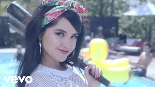 Becky G - Shower(Becky G's official music video for 'Shower'. Click to listen to Becky G on Spotify: http://smarturl.it/BeckyGSpot?IQid=BeckyGSh As featured on Shower (Single)., 2014-06-30T07:00:01.000Z)