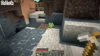 Яна и DiZick в Minecraft-е 5 часть