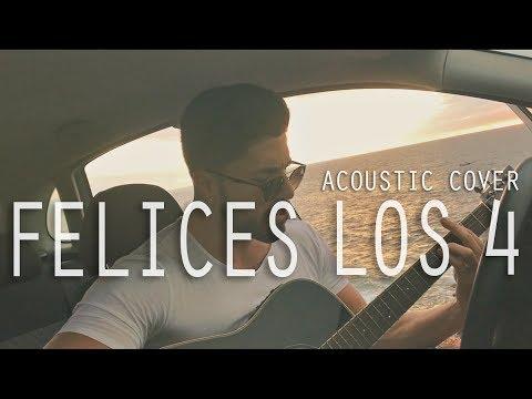 Maluma - Felices los 4 (Ledes Díaz Acoustic COVER)