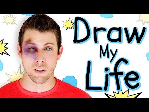 Draw My Life - My Sister Almost KILLED Me! | TylerRegan