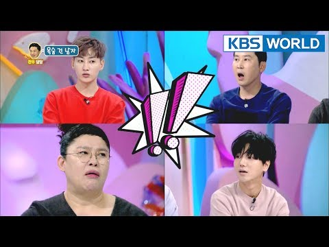 The man who's all-in...😞😭 [Hello Counselor Sub : ENG,THAI/2018.01.29]