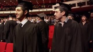 Collation des grades 2018 de l'École des sciences de la gestion (1)