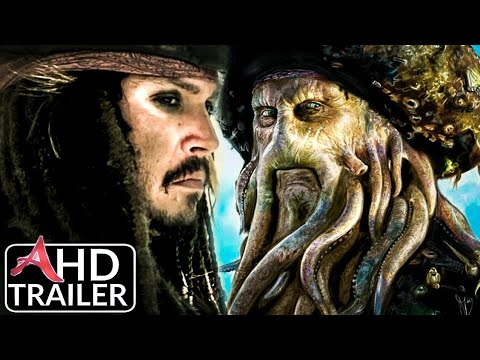 Pirates Of The Caribbean Part 6 (Rise Of The Kraken)Official Trailer