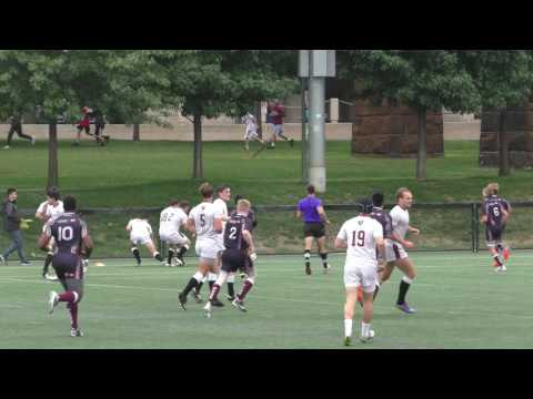UPenn Men's Rugby vs. Harvard University (10/1) Part 1