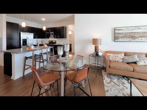 A luxury 2-bedroom, 2-bath at Bolingbrook's new Brook on Janes apartments
