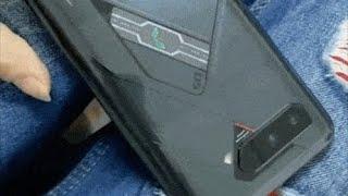 Asus ROG Phone 5 в НОВОМ ДИЗАЙНЕ на ПЕРВОМ ЖИВОМ ВИДЕО