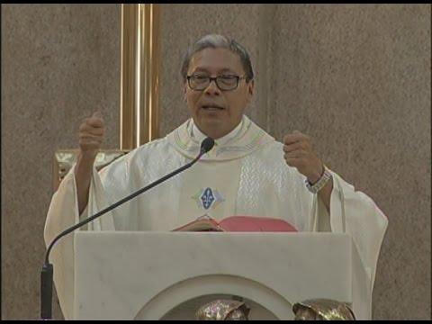 Homilia 06 Nov 2015 Sex 08h Pe  José Ramos, Superior Provincial Barnabita