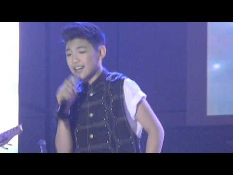 Darren Espanto 'The Warrior Is A Child' @graciamaris2379