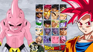 Dragon Ball Extreme Butoden Z (M.U.G.E.N)  BETA 2  By MugenMundo