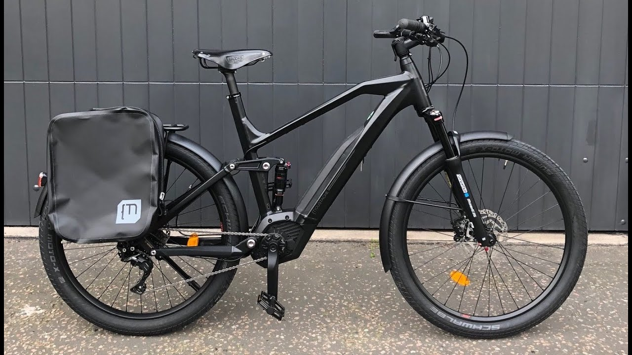 moustache friday 27 fs limited 2019 ebike review the ultimate urban electric bike youtube. Black Bedroom Furniture Sets. Home Design Ideas