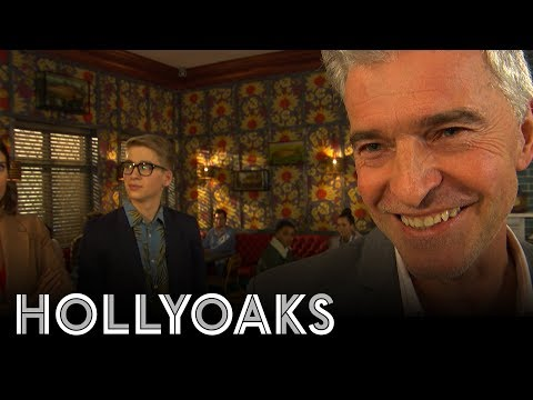 Hollyoaks: The Making of a Monster...