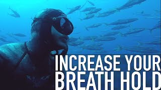 How to Increase your Breath Hold for Spearfishing - TRAILER Two
