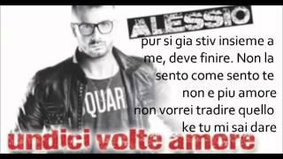 Alessio - Perche ti amo + Testo