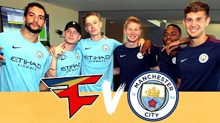 STERLING & STONES & KDB V FaZe CLAN! | TREADMILL FIFA BATTLE