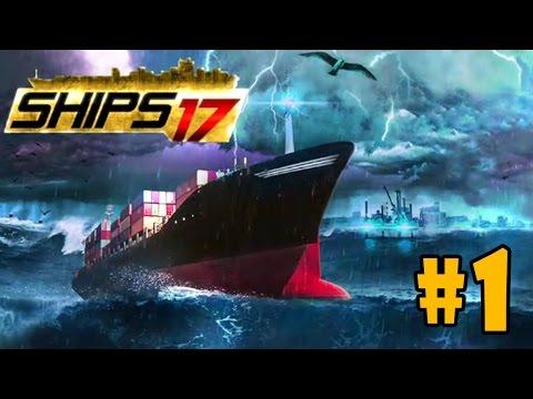 Ships 2017 - Walkthrough - Part 1 - Daily Work (PC HD) [1080p60FPS]