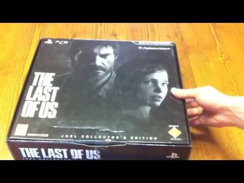 Unboxing #1: THE LAST OF US - Joel Collector's Edition