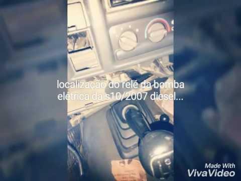 Onde Fica O Rel 233 Da Bomba El 233 Trica Da S10 2007 Diesel