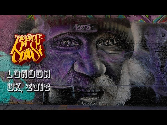Meeting of Styles, London 2018 - Vlog 8