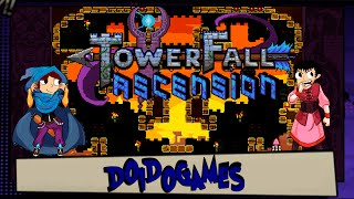 Towerfall Ascension - Melhores que Robin Hood! - Doidogames #59 (PC Gameplay)