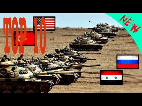 Top 10 Signs that World War 3 has Already Begun.You Probably Don't Know?