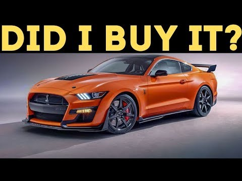 Am I buying the 2020 Shelby GT500?