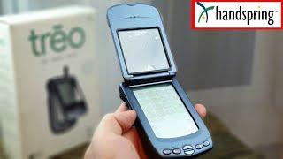 Handspring Treo 180G: будущее за нами (2002) – ретроспектива