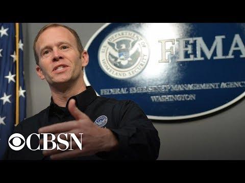 FEMA gives update on Hurricane Michael 10/10