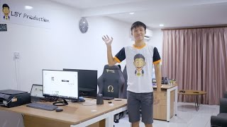 林BIG咏的制作室 OFFICE TOUR