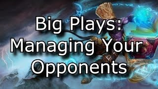 Big Plays: Managing Your Opponents Through Kiting and Zoning | League of Legends LoL