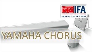 IFA 2016: Yamaha Chorus MusicCast Multiroom System vorgestellt