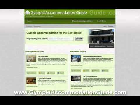 Gympie Accommodation Guide