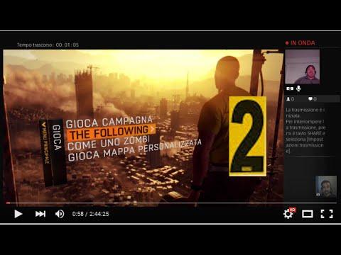 Dying Light + The Following PS4 ITA WALKTHROUG - LET'S PLAY PT 2