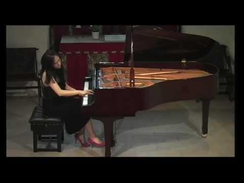 Jenna Sung plays Schumann's Carnaval