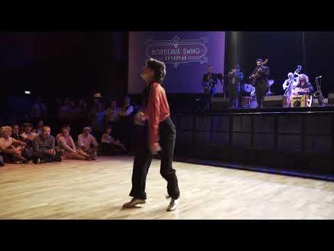[Bordeaux Swing Festival] Ksenia Parkhatskaya - The Hot Swing Sextet