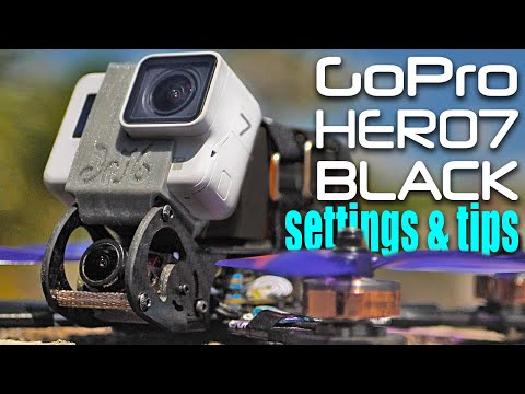 My GoPro HERO7 Black Settings For FPV Drone Videos