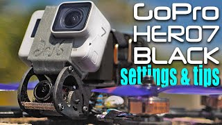 My GoPro HERO7 Black Settings for FPV Drone Videos
