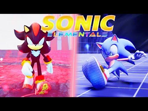 Sonic Elementals SAGE 2020 (Dash Engine)