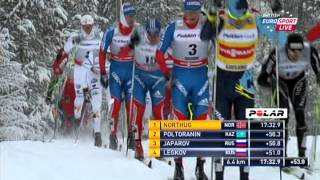 Cross-Country Skiing World Cup - 2012-12-02, Kuusamo, 15 km C Pursuit