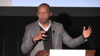 Bryan Stevenson at the First-Year Experience® (FYE) 2015 Random House Luncheon