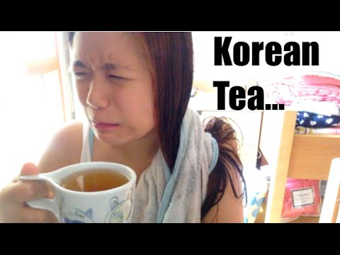 Korean Ginseng Tea!