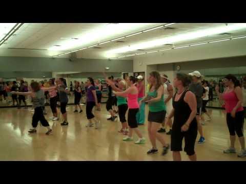 Zumba® for National Dance Day 2012 - Norman, Oklahoma