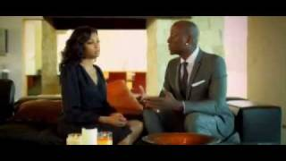 Tyrese - Open Invitation Album - Stay (Full Video with Taraji P. Henson) - In stores 11.1.11.avi