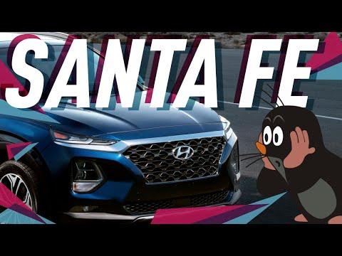 Новый Hyundai Santa Fe 2018/Хэндай Санта Фэ/Опасный кроссовер/Большой Тест Драйв