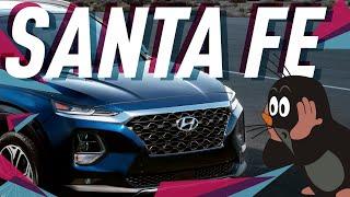 Слепой Санта/Новый Hyundai Santa Fe 2018/Дорожный Тест/Большой Тест Драйв