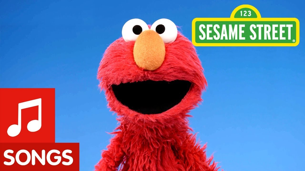 Sesame Street If You Re Hy And Know It Elmo S Sing Along