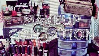 Colección de maquillaje 2014 (Argentina) | Makeup collection & storage
