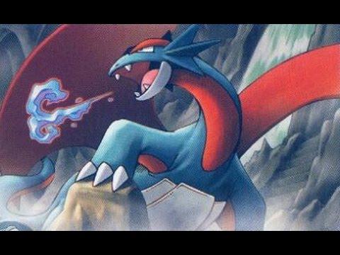 Salamence Pokemon Type